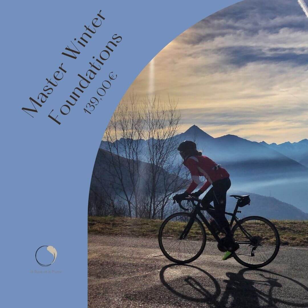 winter cycling for master