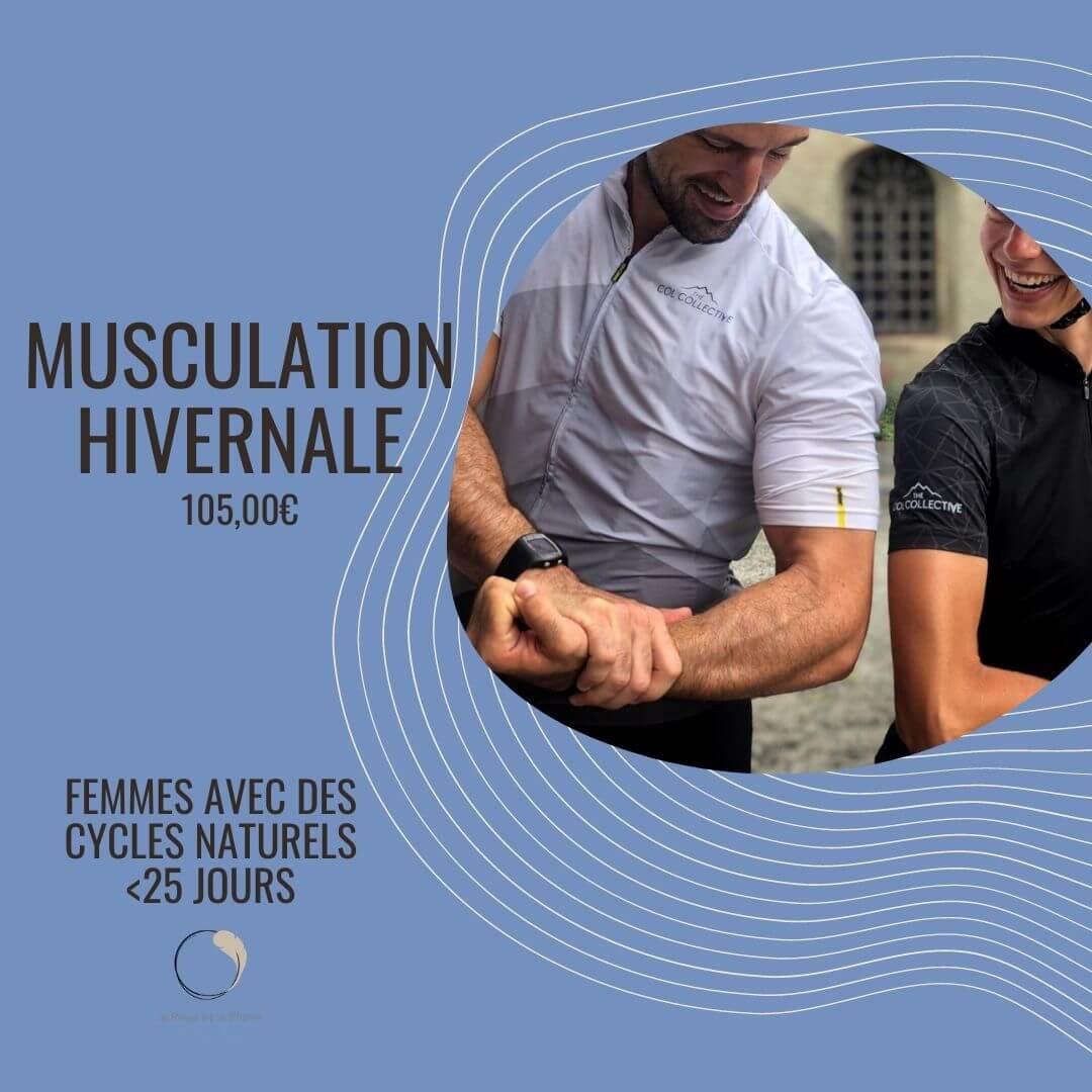 plan entrainement muscu vélo femme